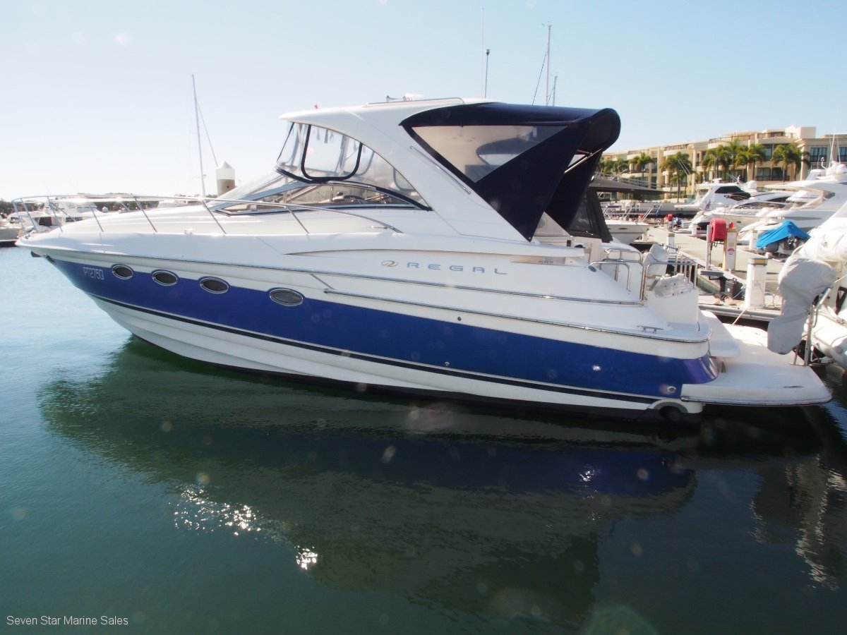 Regal 4460 Sports Cruiser Motivated Owner