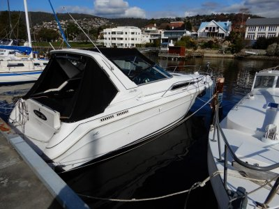 Sea Ray 280 Sundancer RARE FIND! TWIN 130HP DIESELS!