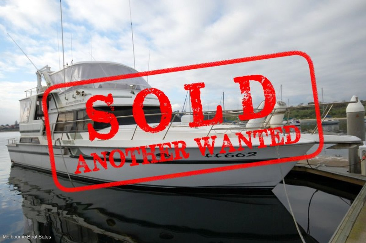 Dyna 53 Yachtfisher - SOLD - ANOTHER WANTED