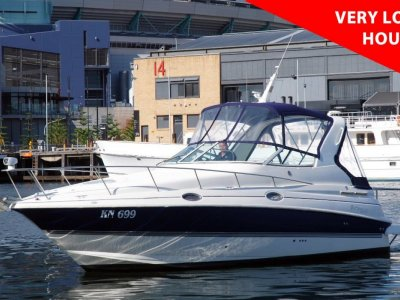 Cruisers Yachts 280cxi - VERY LOW HOURS