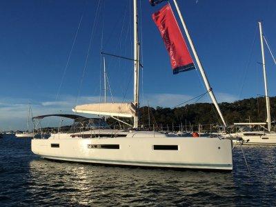 Jeanneau Sun Odyssey 440 2019 1/4 shares