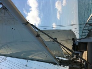 Exceptional 22m Motor Sailer