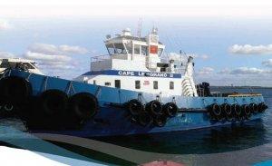 23.88m Twin Screw Harbour Tug