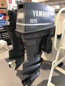 YAMAHA 85HP 2 STROKE $1,800.00 (2xmotors)