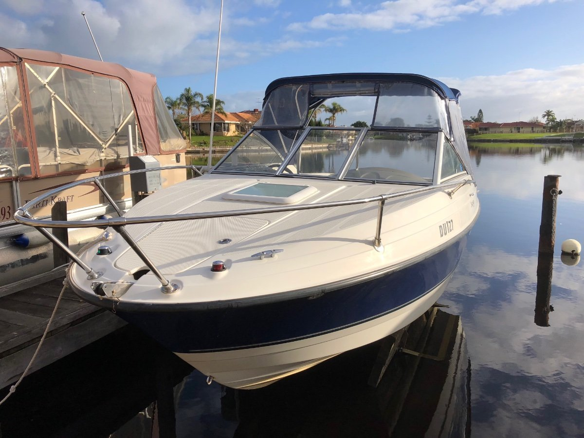 Bayliner 192 Discovery Cuddy Cabin Price Reduction: Trailer Boats
