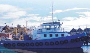 23.2m Twin Screw Harbour Tug