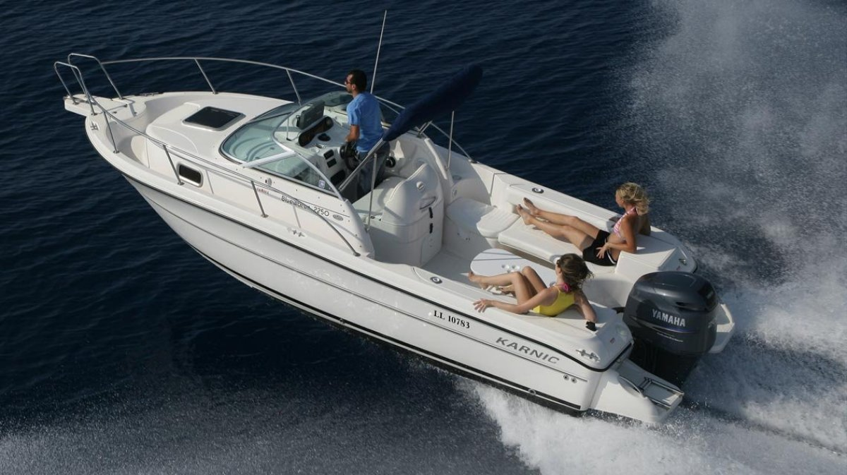 New Karnic 2250 Bluewater