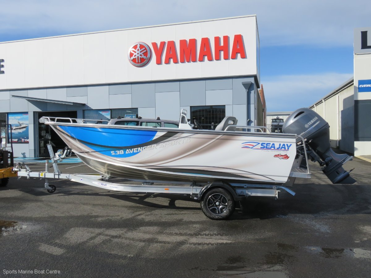 Sea Jay 5.38 Avenger Sports