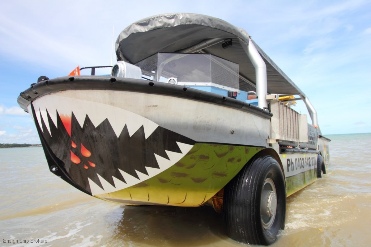 Used Larc Amphibious Duck For Sale Boats For Sale Yachthub