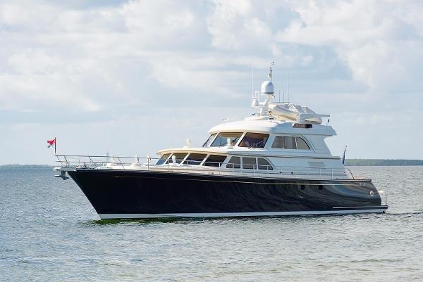 Lyman Morse Boat Co. Motoryacht