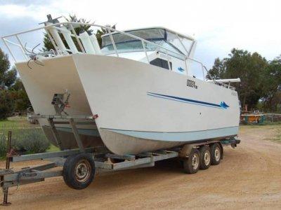 Legend Boats Aluminium Offsore Fishing Vessel
