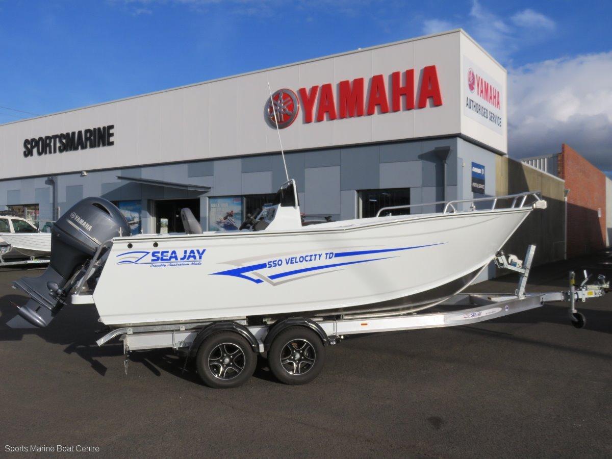 New Sea Jay 550 Velocity Sports LTD