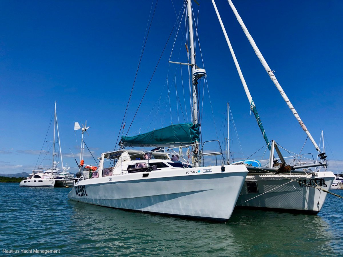 Knysna Yacht Company 440 One owner. Never chartered. 4 cabins version.