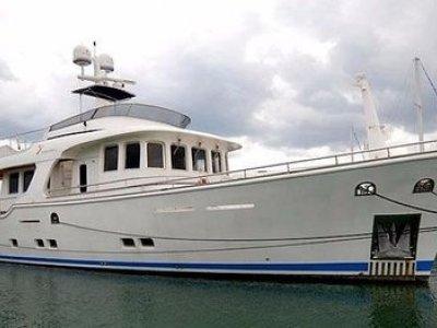 20m Long range Explorer Motoryacht