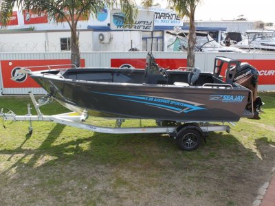Sea Jay 5.38 Avenger Sports Centre console ***IN STOCK***