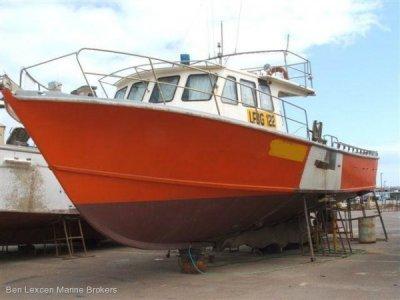 Marko Ex Cray Boat