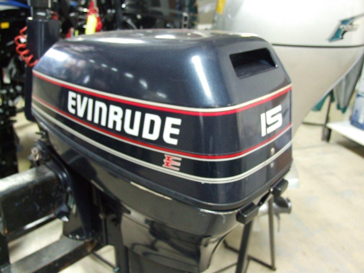 Evinrude 15hp Outboard