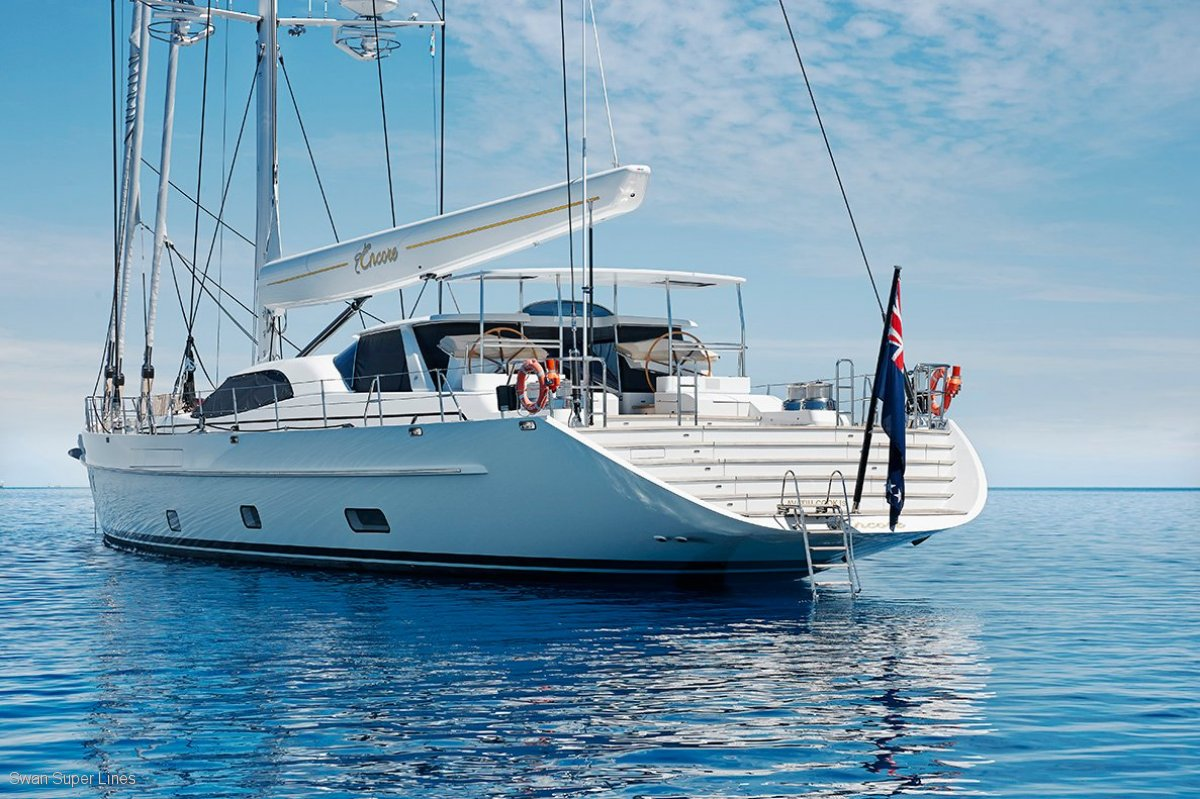 Used Alloy Yachts Cutter Sloop Dubois for Sale | Yachts For
