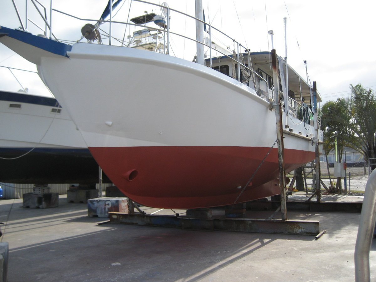 Roberts 40 Modified (longer) PCF 40 ft