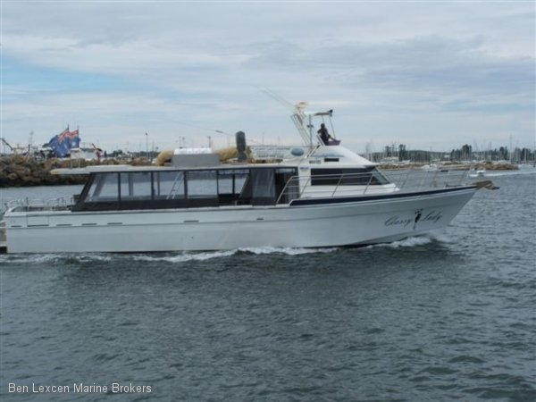 Westcoaster Charter 65' Business Available