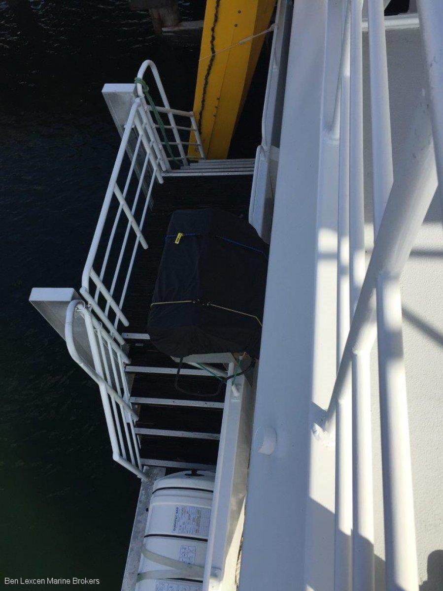 Denis Walsh Catamaran/Ferry Charter
