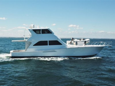 Viking 58 Enclosed Flybridge *ALL OFFERS ENTERTAINED*
