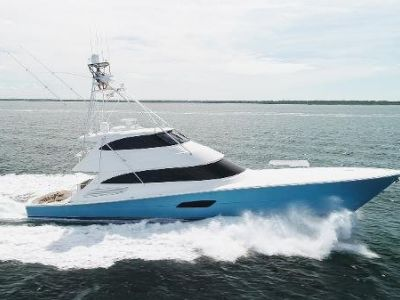 Viking 58 Enclosed Flybridge