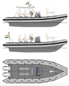 NEW BUILD - 7m RIB Patrol Boat