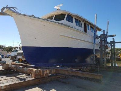 Sharpie Trawler Timber Cruiser CLARENCE BUILT X TRAWLER