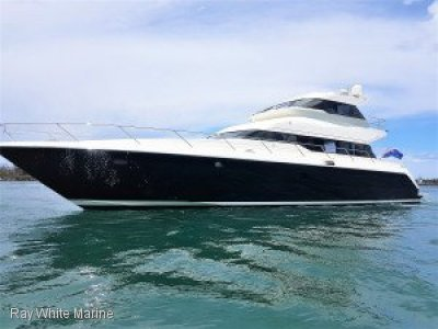 Warren 80 Motor Yacht