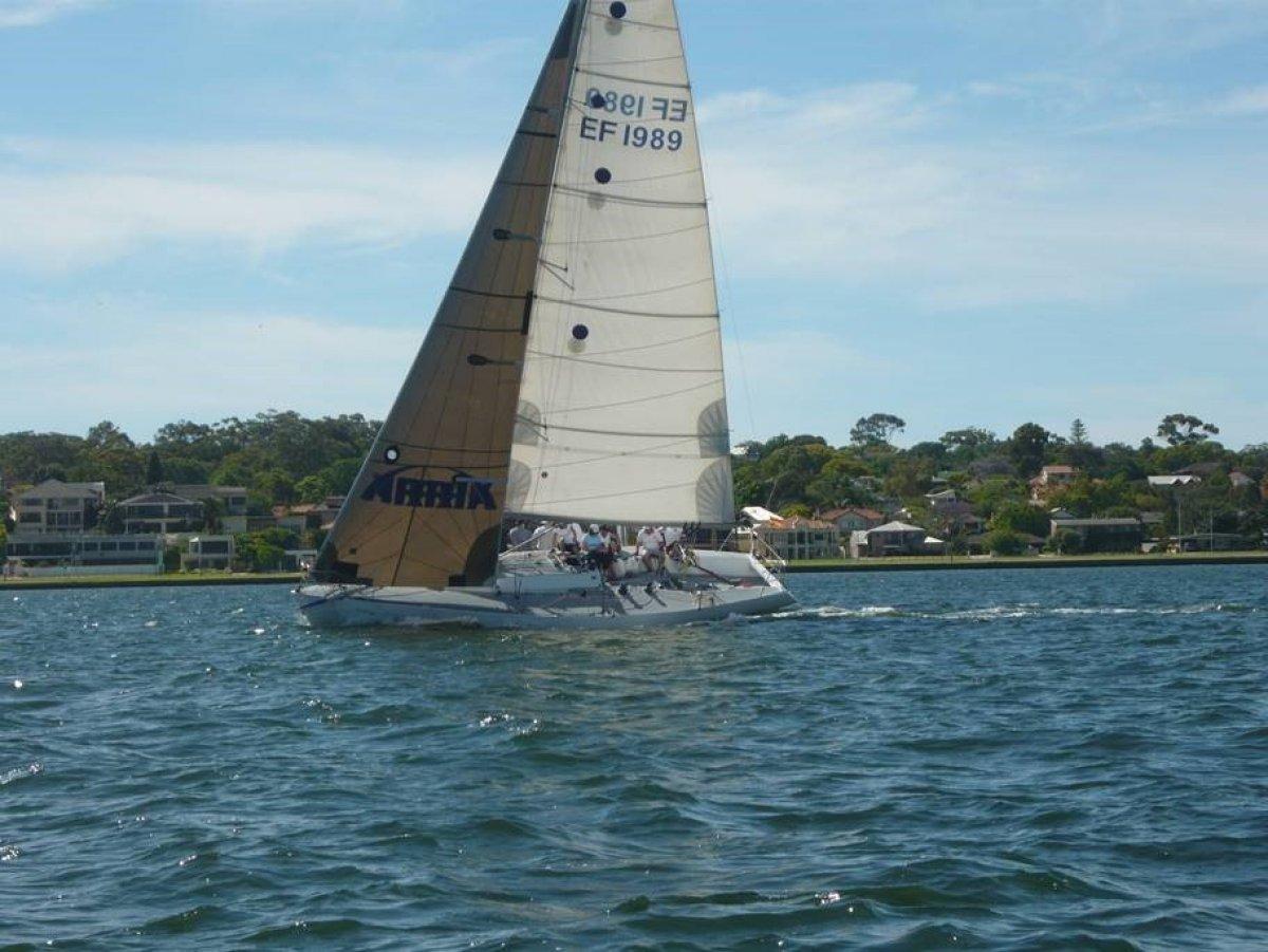 Farr 40 Aus Representative Admiral Cup