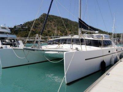 Cruising Sailing Catamaran