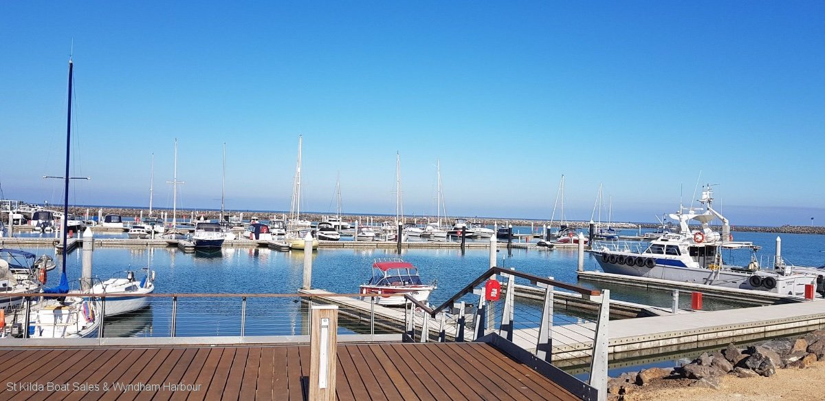 Wyndham Harbour Berth