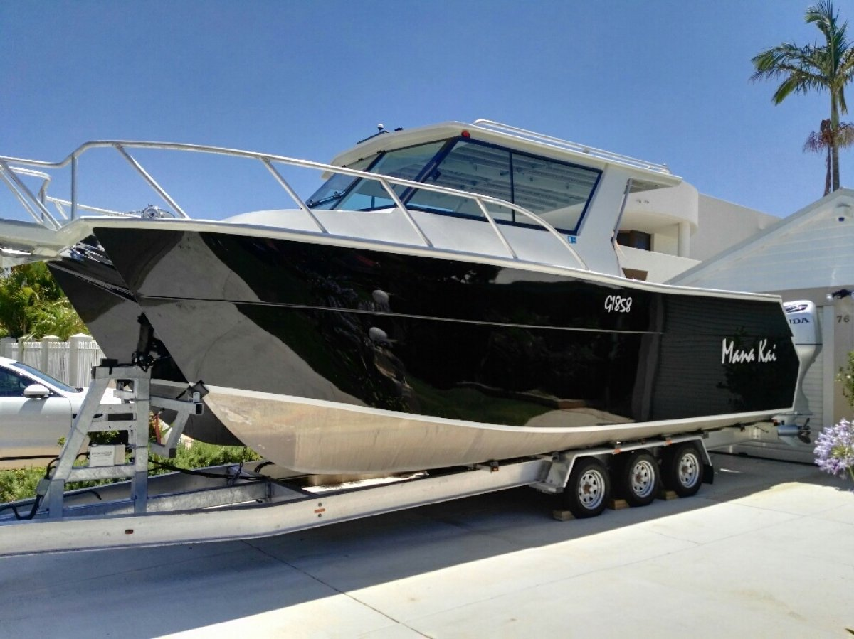 New Preston Craft 950 Thundercat