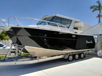 Preston Craft 950 Thundercat