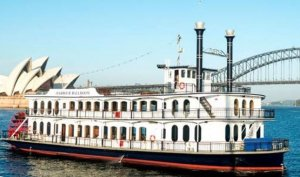 41.3m Paddlewheel Tourist Vessel
