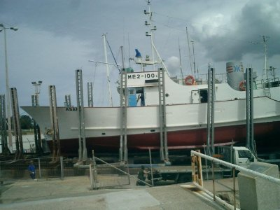 Ex Research Vessel