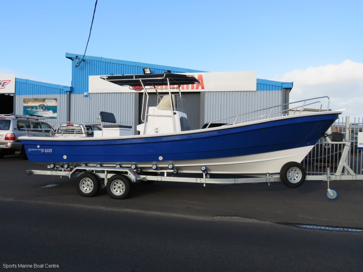 Navigator 780 Longboat