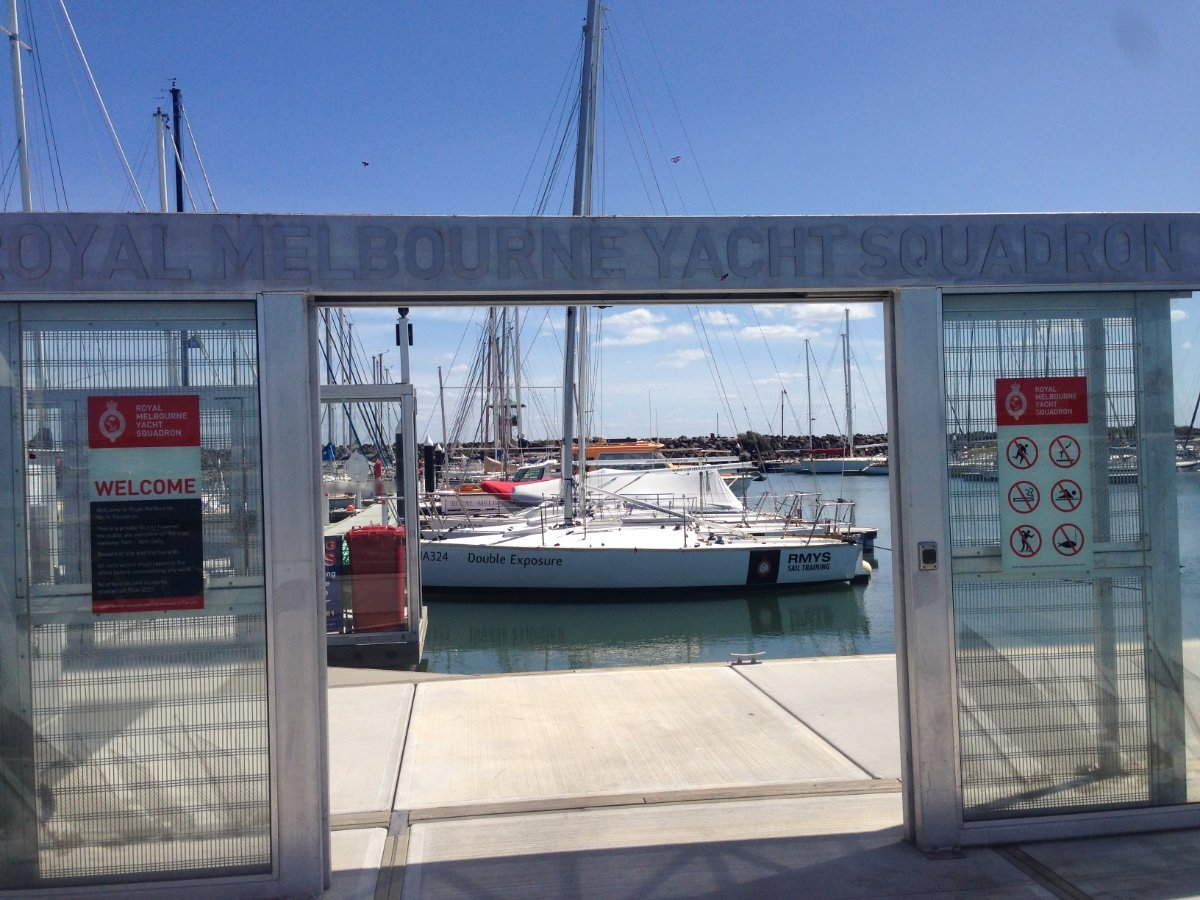 20m Marina Berth with uninterrupted city views