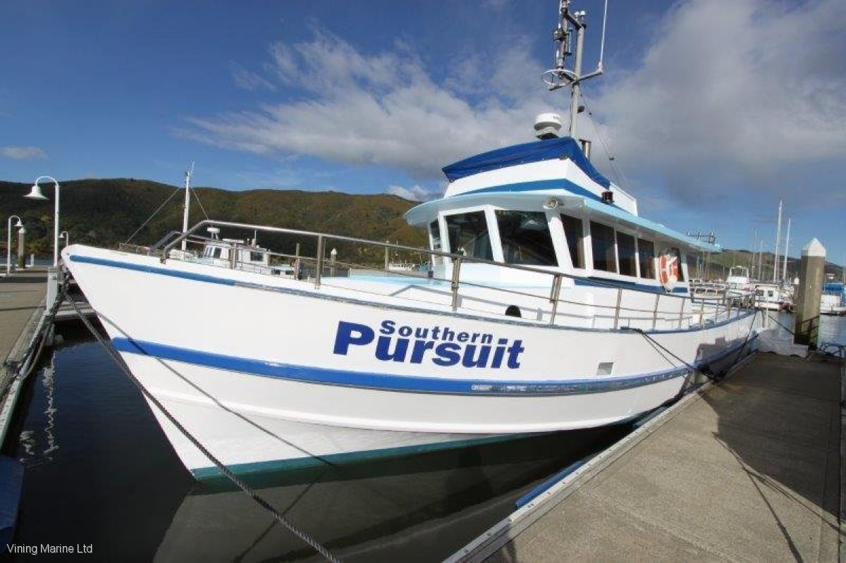 Morgan Fishing/Passenger