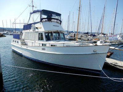Grand Banks 42 Motor Yacht SOLD IN 4 DAYS WITHOUT HITTING THE MARKET