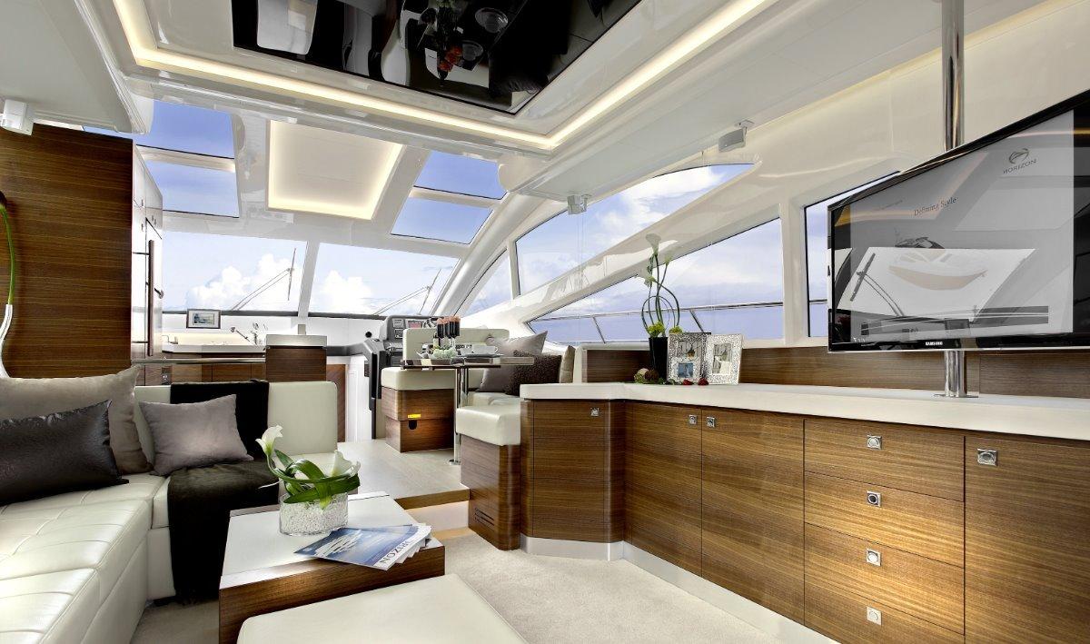 Horizon Yacht E56