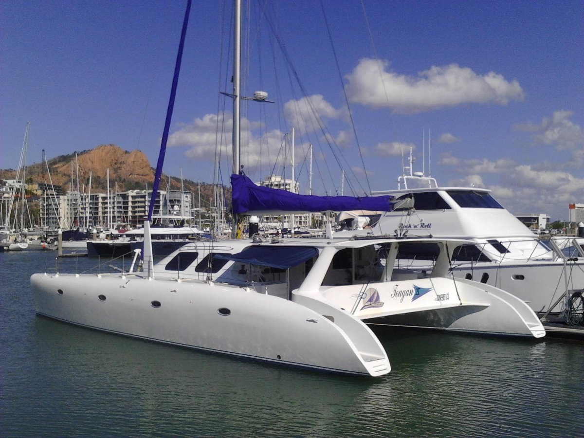 Used Schionning 60 2007 Cosmos for Sale | Boats For Sale | Yachthub