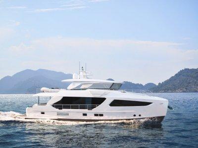Horizon Yacht FD77