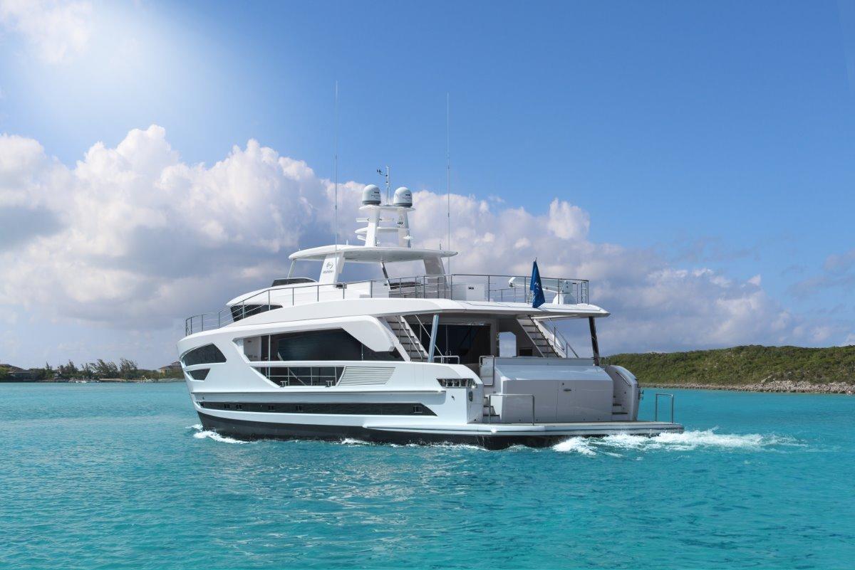 Horizon Yacht FD85