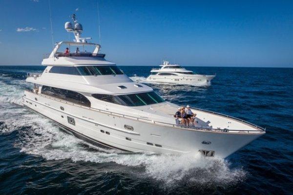 Horizon Yacht P110