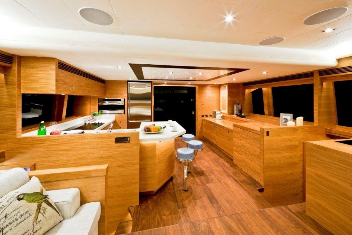 Horizon Yacht PC52