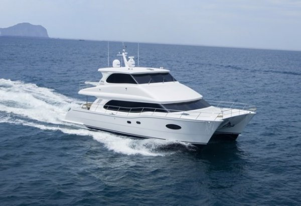 Horizon Yacht PC60