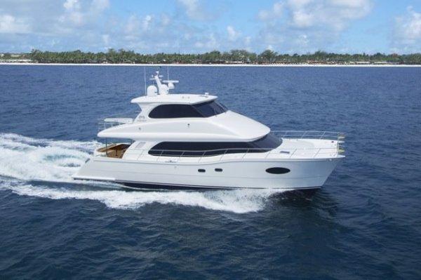 Horizon Yacht PC60