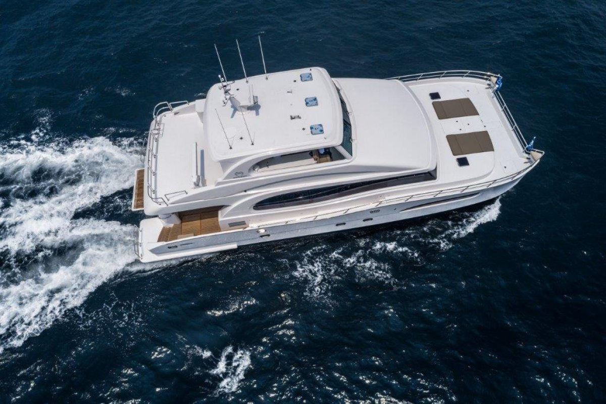 Horizon Yacht PC74